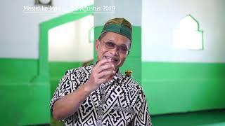 Masjid Al-Huda di Cikalong Kulon - Masjid ke Masjid 31 Agustus 2019
