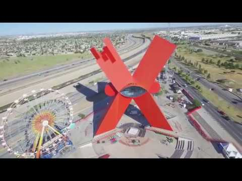 La Equis (The X): Ciudad Juarez, Chihuahua, Mexico