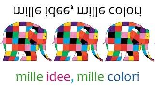 """""""Mille idee, mille colori""""  video della mostra a Savona - Pala…"""