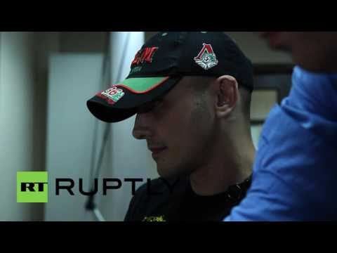 Russia: Scientists work to reduce aggression in football fans ahead of World Cup