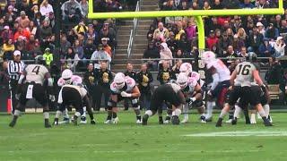 Illinois Football Highlights at Purdue 11/4/17