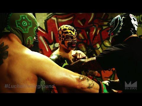 Lucha Underground 6/1/16: Highlights