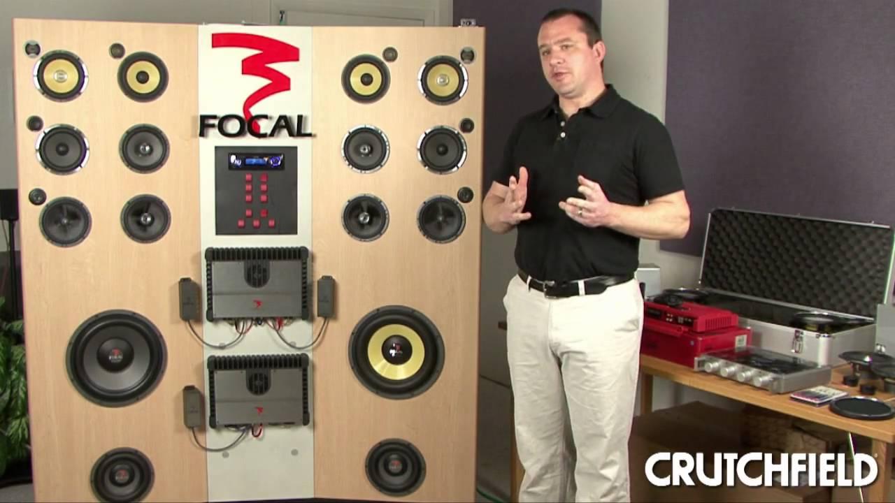 Focal Access Car Speakers | Crutchfield Video