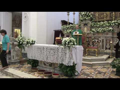 Santa Messa – Domenica 10 Luglio