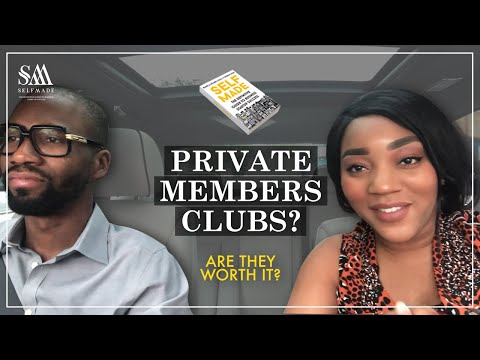 What Is A Private Members Club? Should You Want To Join One?
