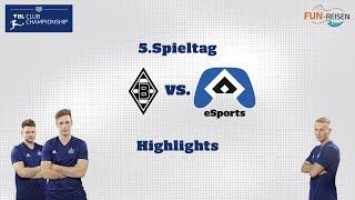 HSVeSports | Die Highlights des 5. Spieltags der VBL