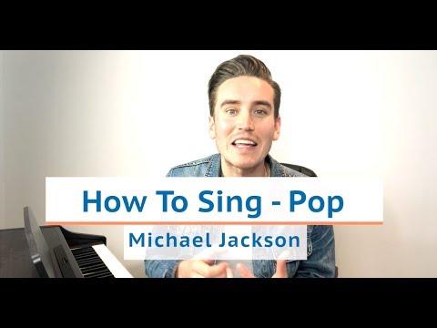 How To Sing like Michael Jackson
