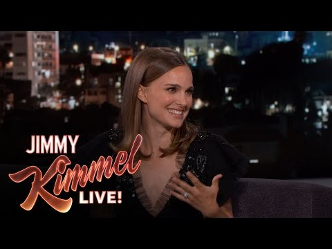Natalie Portman on Etiquette in France