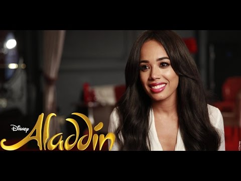 ALADDIN London - Introducing ... Jade Ewen