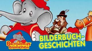 Benjamin Blümchen auf dem Bauernhof BILDERBUCH GESCHICHTEN