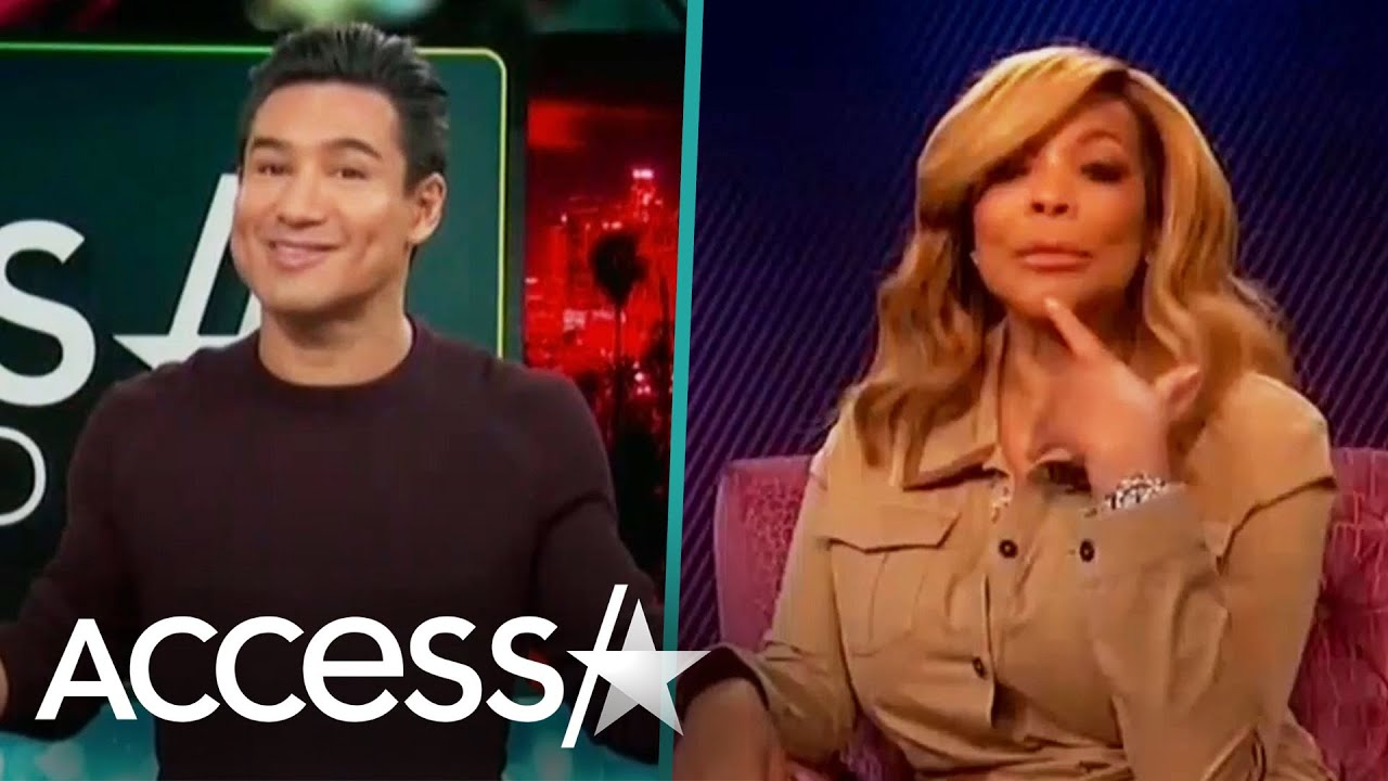 Wendy Williams Reacts To Mario Lopez's Friend's Submission To Be Her New Man