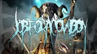 "Job for a Cowboy ""Nourishment Through Bloodshed"" (OFFICIAL)"