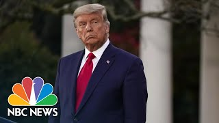 Experts Worry Trump Can't Be Trusted With Nation's Secrets After Leaving Office | NBC News NOW