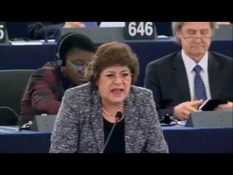 Ethiopia: Ana Gomes, MEP speaks about Addis Ababa's garbage dump landslide at European Parliament