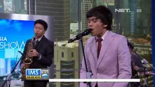 Calvin Jeremy - Berdua Live At Indonesia Morning Show