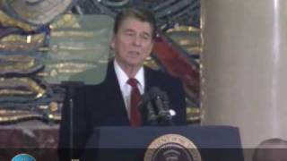 Moscow State University: President Reagan's Address at Moscow State University - 5/31/88