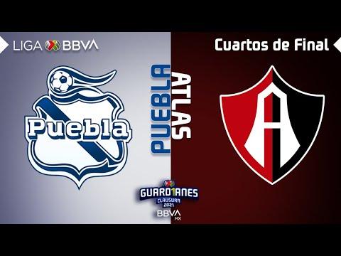 Puebla Atlas Goals And Highlights