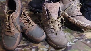 Тактические ботинки и кроссовки(, 2016-08-08T18:30:00.000Z)