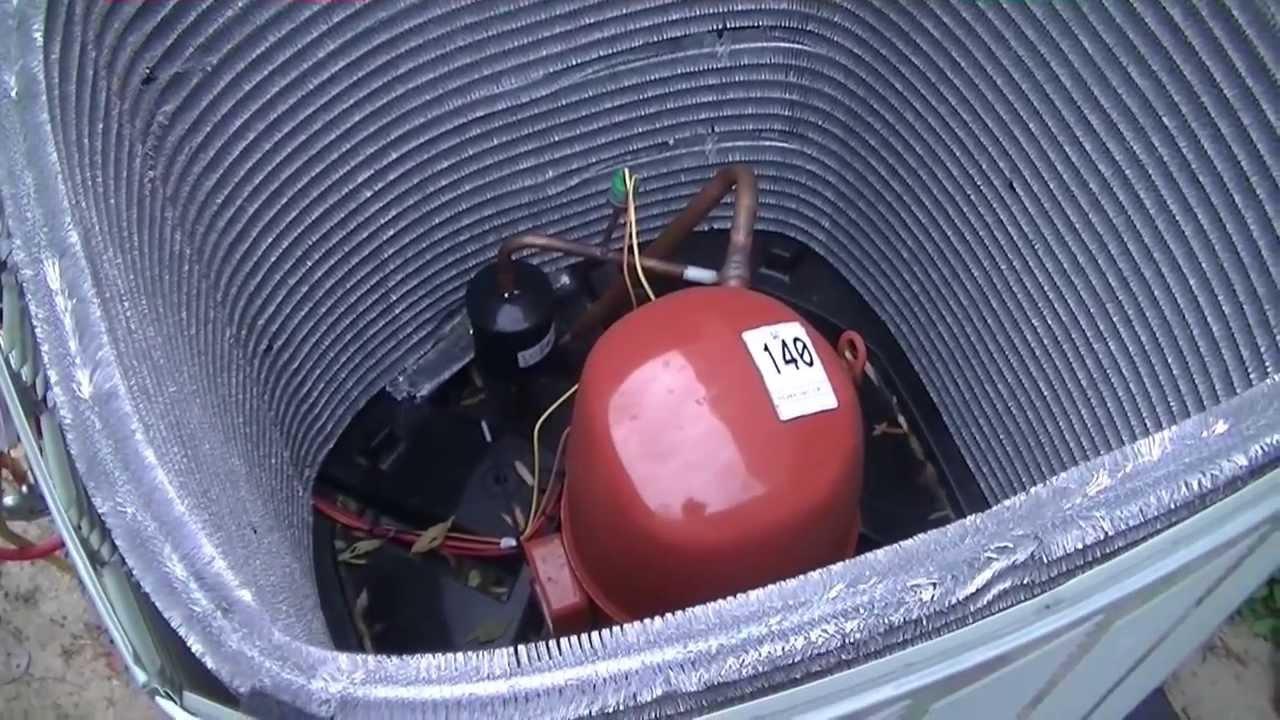 Hvac Service American Standard Premature Compressor