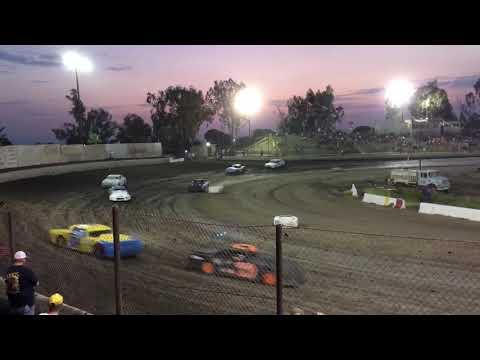 Bakersfield Speedway 8/19/17 Hobby Heat 1