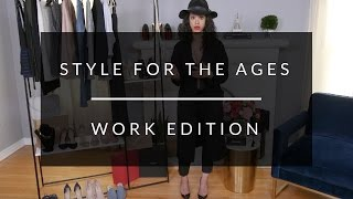 How To Dress Age Appropriately At The Office