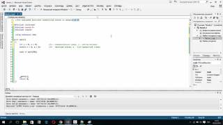 Самоучитель C++ (14 серия) Visual Studio, Итоги №2, математические функции