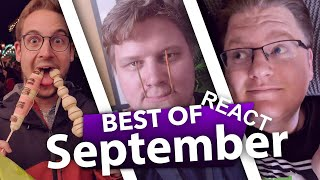 React: PietSmiet Best of September 2018