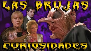 "Curiosidades ""Las Brujas"" - ""The Witches"" (1990)"