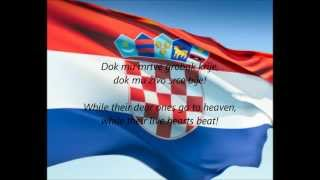 Croatian National Anthem