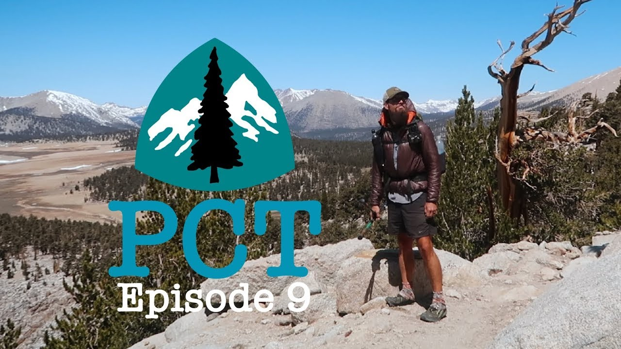 PCT 2018 Thru-Hike: Episode 9 - Into The Sierra and Back To The Stove