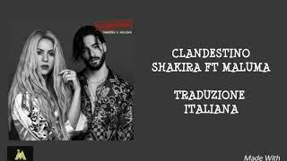 Baixar CLANDESTINO- SHAKIRA FT MALUMA (traduzione/lyrics-italiano)
