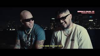 Смотреть клип El Chulo X El Dany X Kimiko Y Yordi - La Que Me Parte