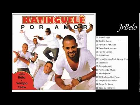 dvd do katinguele por amor