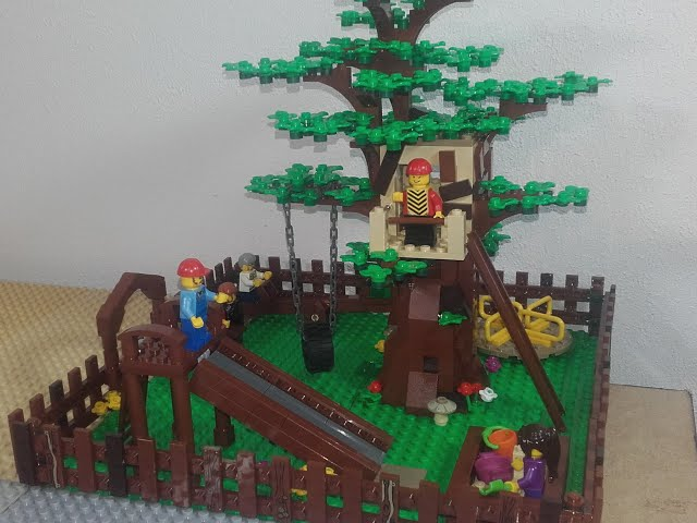 Bau meiner LEGO Stadt Teil 18