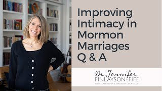 Facts About Mormon Intimacy