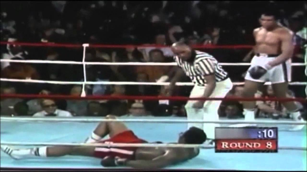 Muhammad Ali Highlights The Greatest