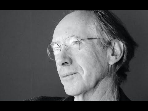 'This is such a stupid question...' | #VintageMeets Ian McEwan