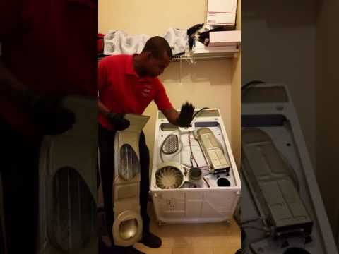 Quick Fix Dryer Takes Multiple Cycles To Dry Clothing