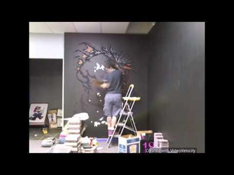 Behemoth Painting Time Lapse