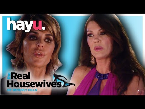 Clash Of The Lisas | The Real Housewives of Beverly Hills