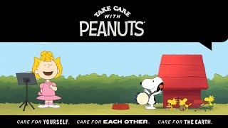 Take Care With Peanuts: Join The Gang