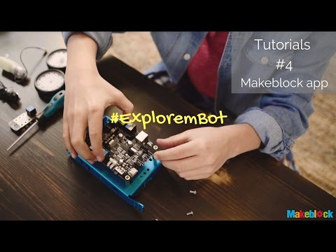 Lesson 0 – Setting up the mBot | Learning Management System