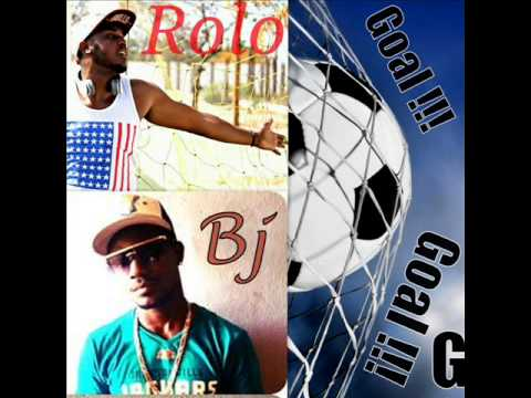 Rolo & BJ (Goal) The offiacial 2014 music wold cup song olodum Mix