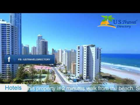 Surfers Beachside Holiday Apartments - Gold Coast Hotels,  Australia