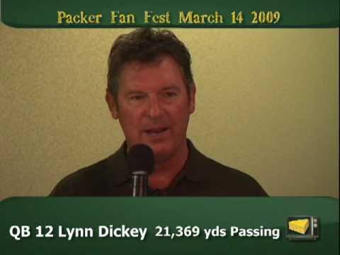 Lynn Dickey on Brett Favre