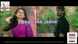 pardesi pardesi jana nahi full karaoke song for female singer with lyrics