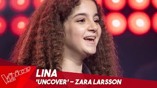 Lina - 'Uncover' | Blind Auditions | The Voice Kids Belgique