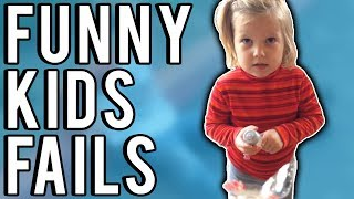 Kids Fails Compilation (April 2018) | FailUnited HD
