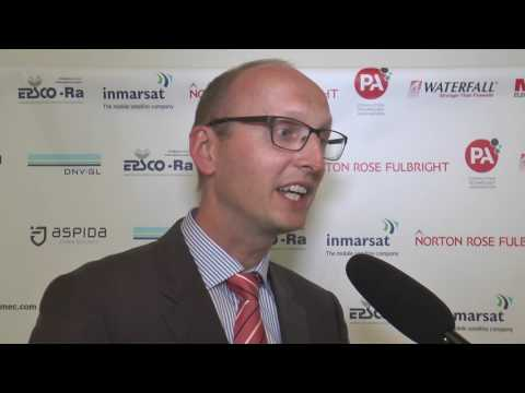 Gert-Jan Panken of Inmarsat on the cyber risks to shipping