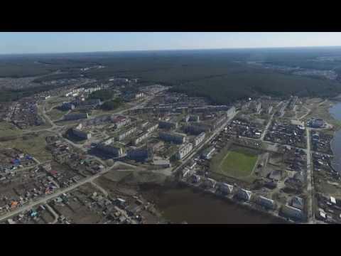 город Реж с высоты - проект новая высота